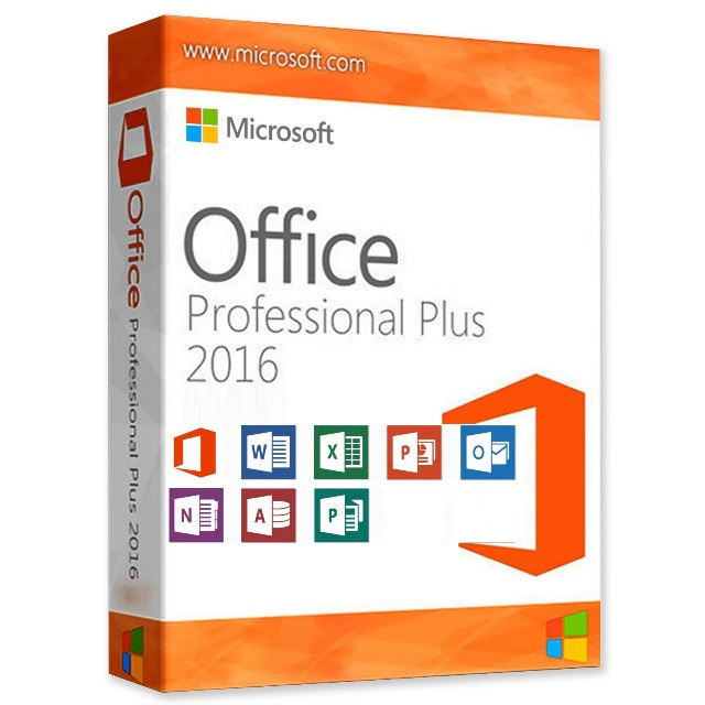 Cost of Office 2016 Software